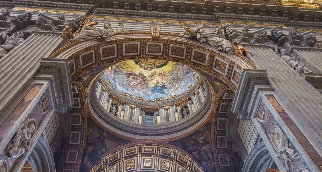 eglise-vatican-rome-sculpture