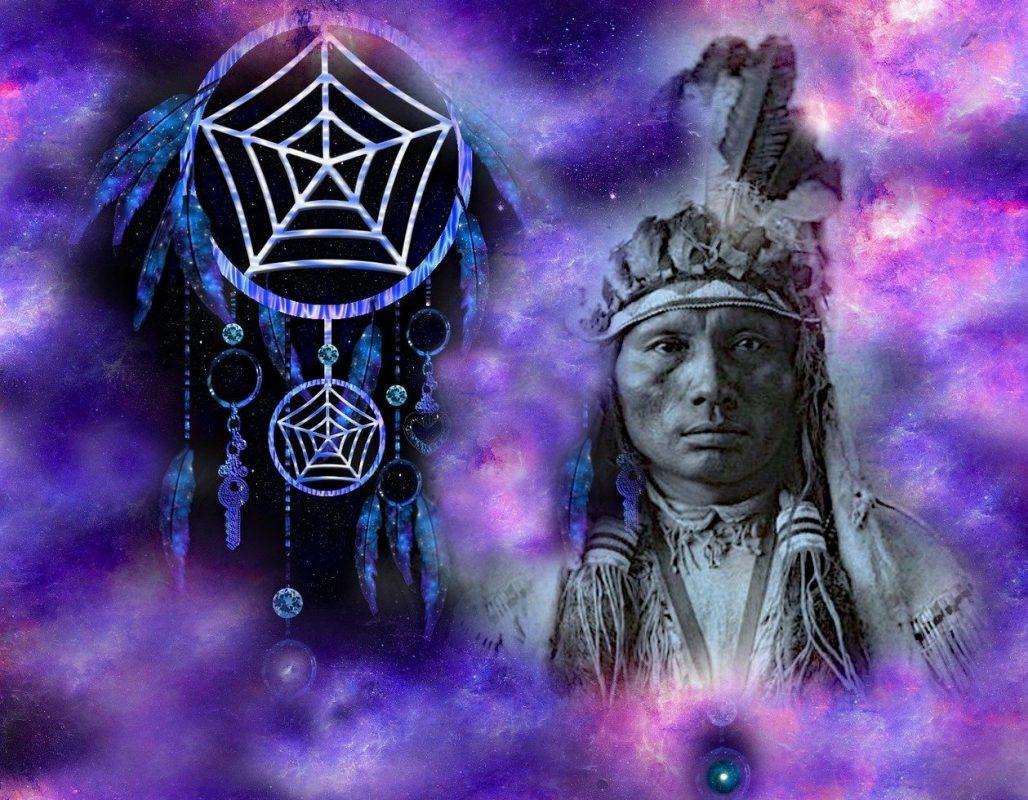 amérindien-attrape-reve-spiritualité